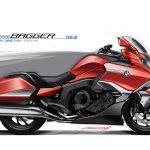 New BMW K 1600 B Bagger Revealed 11