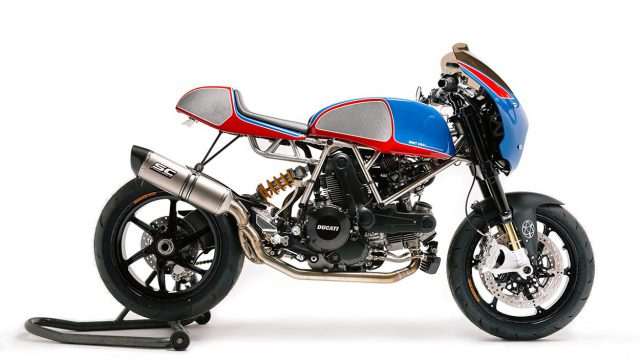 Ducati Monster Leggero GTS Custom Bike Everybody Should Have 1