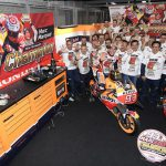 Marc Marquez Secured His Fifth World Tittle at Twin Ring Motegi This Weekend 4