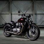 Triumph Bonneville Bobber. Let's Get Back to the 40s 18
