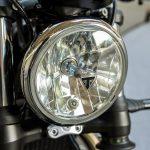 Triumph Bonneville Bobber. Let's Get Back to the 40s 14