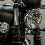Triumph Bonneville Bobber. Let's Get Back to the 40s 6