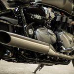 Triumph Bonneville Bobber. Let's Get Back to the 40s 4