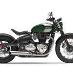 Triumph Bonneville Bobber. Let's Get Back to the 40s 15