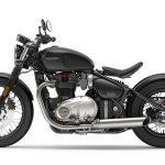 Triumph Bonneville Bobber. Let's Get Back to the 40s 11