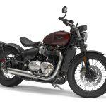 Triumph Bonneville Bobber. Let's Get Back to the 40s 9