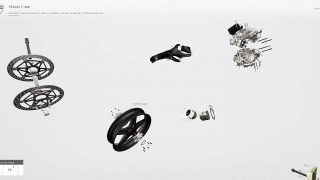 Project 1408 Ducati 1299 Superleggera parts 01