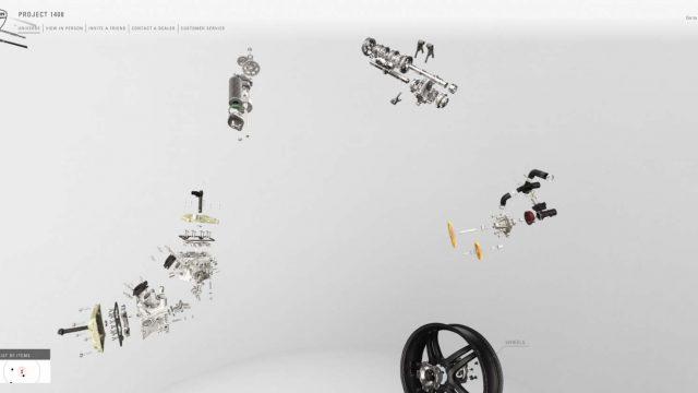 Project 1408 Ducati 1299 Superleggera parts 02