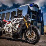 Here's a V6 2,5 L MAD Street-bike. FGR Midalu 2500 V6 18