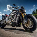 Here's a V6 2,5 L MAD Street-bike. FGR Midalu 2500 V6 14