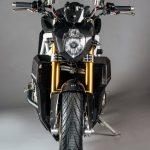 Here's a V6 2,5 L MAD Street-bike. FGR Midalu 2500 V6 4