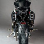 Here's a V6 2,5 L MAD Street-bike. FGR Midalu 2500 V6 2