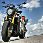 Here's a V6 2,5 L MAD Street-bike. FGR Midalu 2500 V6 7