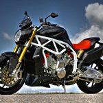 Here's a V6 2,5 L MAD Street-bike. FGR Midalu 2500 V6 15