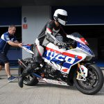 Riding a TT Winning Bike at Jerez. What You don't See On TV 10