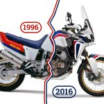 Old vs New. How the big-adventure motorcycles changed in 20 years 2