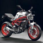 Ducati Monster 797 Revealed. Old-school Monster package 9