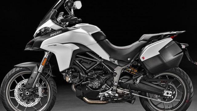 New Ducati Multistrada 950 Revealed 1