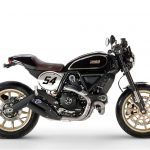 New Scramblers by Ducati: Cafe Racer & Desert Sled 13