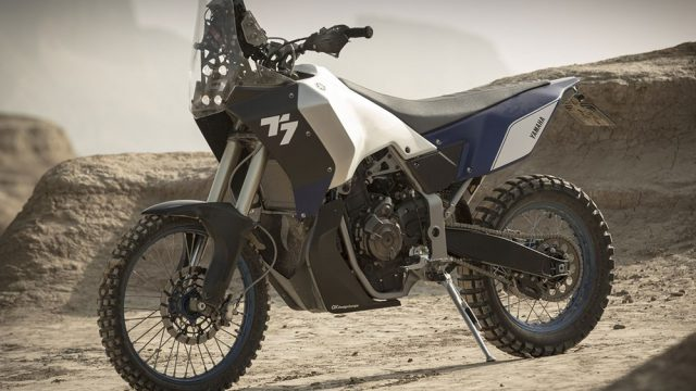 Yamaha T7 Tenere Concept. Is This the New Big Thing in the Middleweight Class? 8