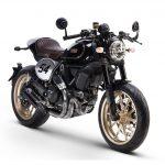 New Scramblers by Ducati: Cafe Racer & Desert Sled 12