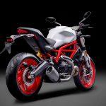 Ducati Monster 797 Revealed. Old-school Monster package 2