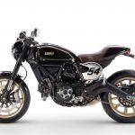 New Scramblers by Ducati: Cafe Racer & Desert Sled 10