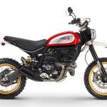 New Scramblers by Ducati: Cafe Racer & Desert Sled 15