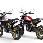 New Scramblers by Ducati: Cafe Racer & Desert Sled 14