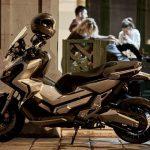 New Honda X-Adv: Meet Honda's Mad Adventure Scooter 2