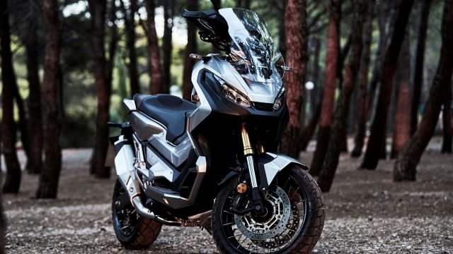 New Honda X-Adv: Meet Honda's Mad Adventure Scooter 6
