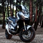 New Honda X-Adv: Meet Honda's Mad Adventure Scooter 5