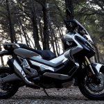 New Honda X-Adv: Meet Honda's Mad Adventure Scooter 3