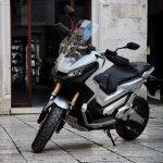 New Honda X-Adv: Meet Honda's Mad Adventure Scooter 4