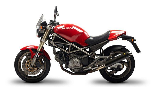 Ducati M900 Monster Il Monstro 1994 01 side