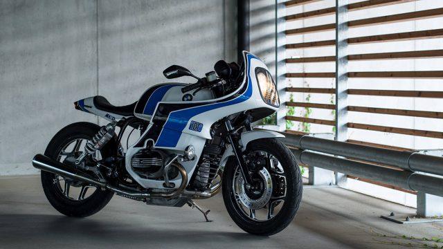bmw r100rs custom 2