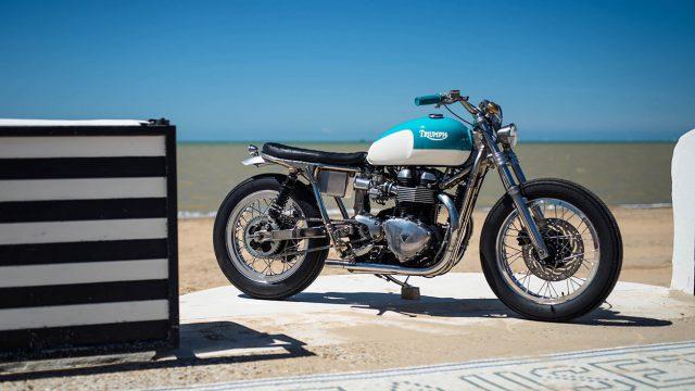 brat style motorcycle fcr original