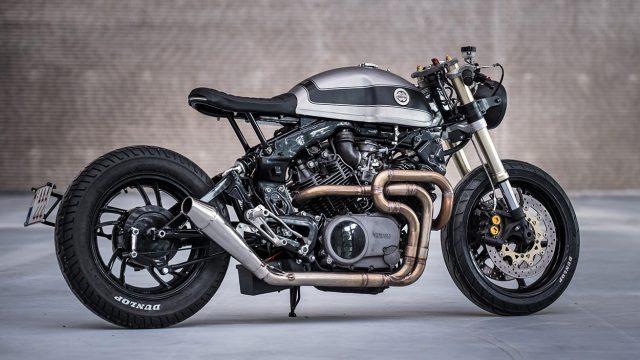 moto adonis yamaha xv750