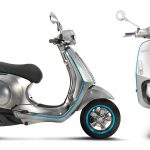 Vespa Elettrica lights up the scooter world 2