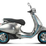 Vespa Elettrica lights up the scooter world 4