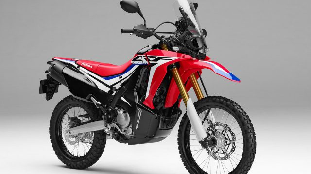 Meet the Adventure Minions. Here's the all-new Small Adventure Motorcycle Class 1
