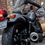 "2017 Honda Rebel. ""Y Generation"" small cruiser bike 10"
