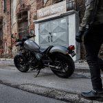 "2017 Honda Rebel. ""Y Generation"" small cruiser bike 5"