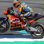 DNF for KTM MotoGP Debut At Valencia 4