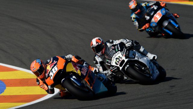 DNF for KTM MotoGP Debut At Valencia 31