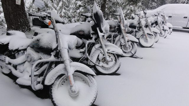 The Motorcycle Winter Storage Checklist - Five Simple Steps 3