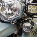 Triumph Tiger 800 Ice Bike. Winter-Edition Adventure 4