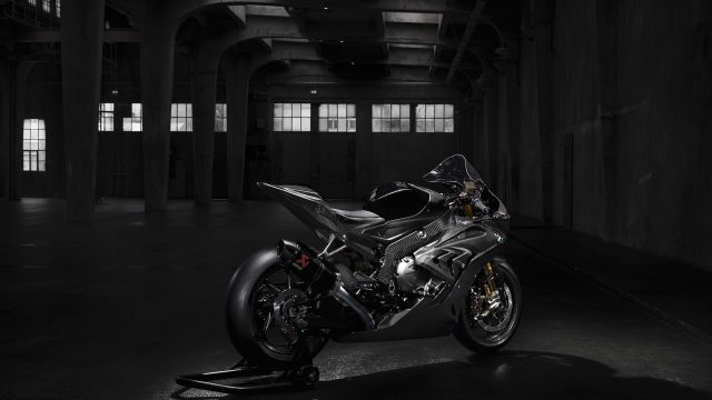 2017 BMW HP4 Race high resolution photos 01