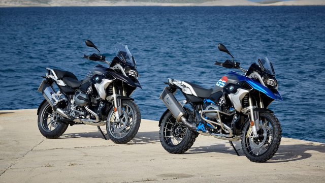 BMW R 1200 GS 2017 Facelift. What's new 9