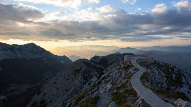 Lovcen National Park   TravelToMontenegrocom